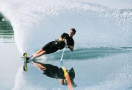 waterski wakeboard family resort michigan