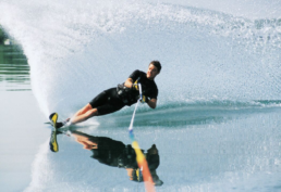 waterski wakeboard family resort michigan